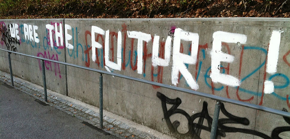 We are the future image